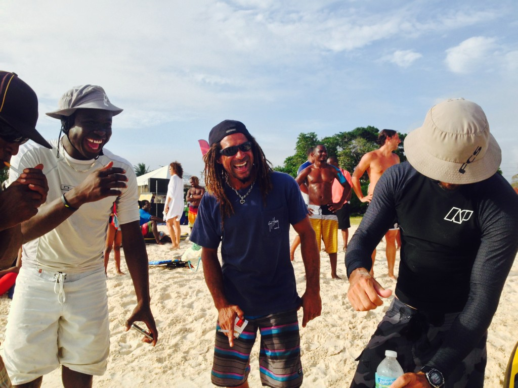Naish 1 Barbados Stand Up Paddle Race Champion 2014