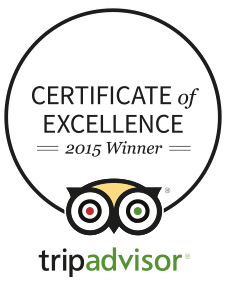 TripAdvisor Certificate of Excellence for Stand Up Paddle Tobago