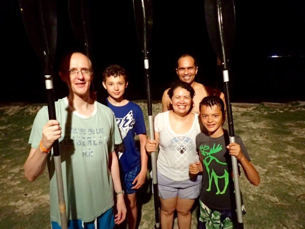 Tobago Night Stand Up Paddle