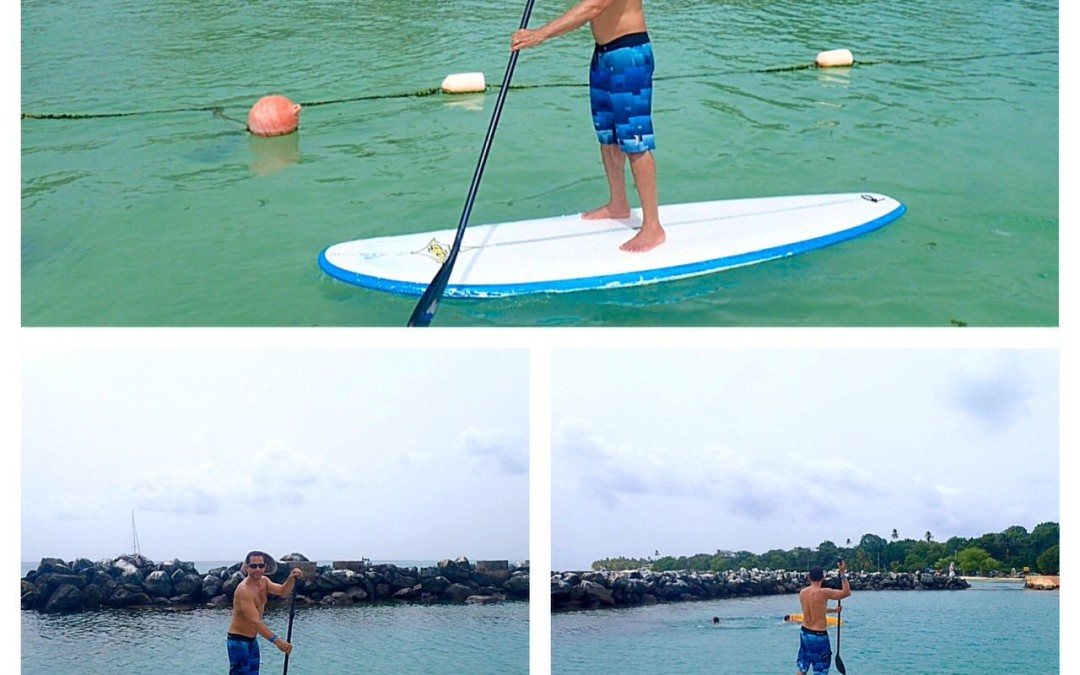 Positive Thoughts – SUP Tobago